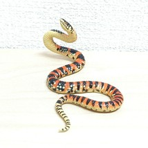Kaiyodo Choco Q 6 LOO-CHOO BIG TOOTH SNAKE animal figure Chocoq animatales - $9.79