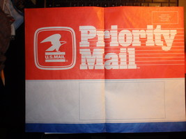 USA Priority Mail Tyvek Mailer - May 1987 - Unused BOB Stationery - $3.47