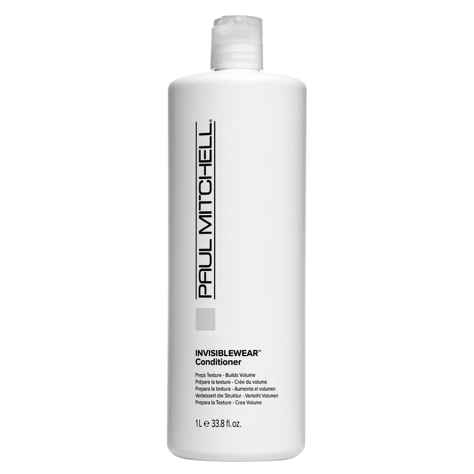 John Paul Mitchell System Invisiblewear Shampoo, Haarspülung Liter Neu
