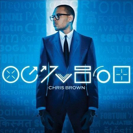 CHRIS BROWN Fortune [Deluxe Edition] CD