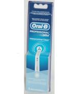 Oral B Genuine Professional Braun Precision Clean Electric Tooth Brush Head - $4.64