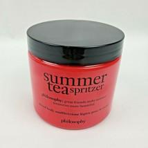 Philosophy Summer Tea Spritzer Glazed Body Soufflé Moisturizer 16oz - $22.45