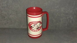 Cincinnati Reds Budweiser This Bud's For You Plastic Cup Mug [VINTAGE] - $18.00