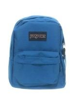 JanSport SuperBreak Mykonos Blue School Backpack - $29.99