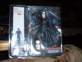 The Crow Eric Draven with crow and tombstone  - $30.00