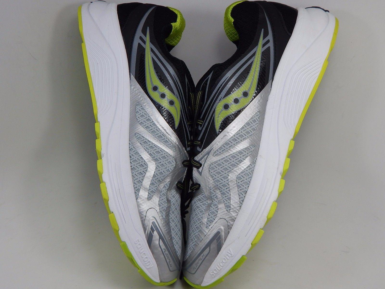 Saucony Ride 9 Men's Running Shoes Size US 10 M (D) EU: 44 Silver S20318-6