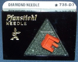PHONOGRAPH RECORD PLAYER NEEDLE for Sharp STY143 Toshiba N45M 735-D7 image 2