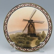 Noritake Nippon Windmill Sunset Covered Candy Box c1920 image 2
