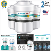 3 Pack Refrigerator Water Filter Replacement for GE SmartWater MWF GWF K... - $47.49