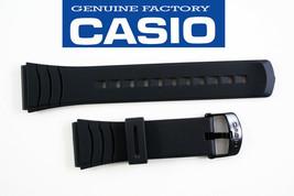 CASIO RUBBER WATCH BAND STRAP  DBC-32C DBC-32 BLACK.10169264  G- Schock  - $12.35