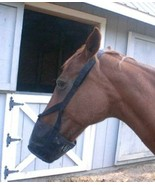 Best Friend Equine Soft Stall Muzzle - Choice of Horse Cob or Pony/Mini - $18.00