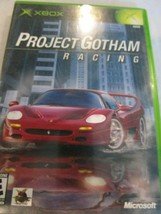 Microsoft XBOX Project Gotham Racing Video Game Pre-Owned - $9.99