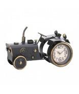 Vintage Tractor Desk Clock - $22.99