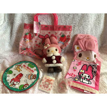 Sanrio My Melody Novelty Plush Toy Santa Claus Pink Goods - $351.33