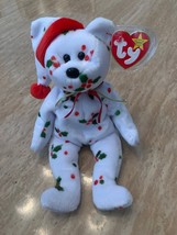 1998 Holiday Teddy Beanie Baby - $1,000.00