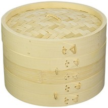 "Town Food Service 34208 8"" Bamboo Steamer Set - $20.34"