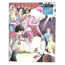 Vintage 1987 Golden Puzzle Barbie And The Rockers 200 Piece Complete - $26.67