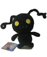 2008 DISNEY Plush HEARTLESS Black KINGDOM HEARTS Doll Stuffed JAPAN Toy ... - $29.40