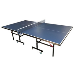 INSIDE TABLE INDOOR TENNIS TABLE WITH NET PING PONG GAME REGULAR SIZE Mo... - $479.00