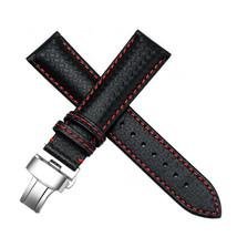 21mm Leder Uhr Band Armband Passend für Invicta Herren 1517 I Force Uhr ... - $62.62