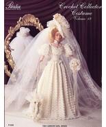 1904 Gibson Girl Bride Paradise #19 Barbie Crochet PATTERN LEAFLET (NO D... - $4.47