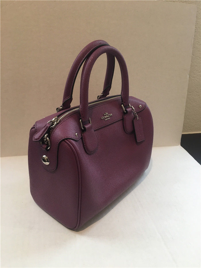 9dac23e4617fb ... sale coach mini bennett satchel in crossgrain leather coach f57521  ef341 02fed