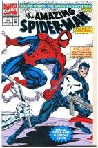 Amazing SPIDER-MAN #358 1992-MARVEL COMICS-PUNISHER VF/NM - $18.62