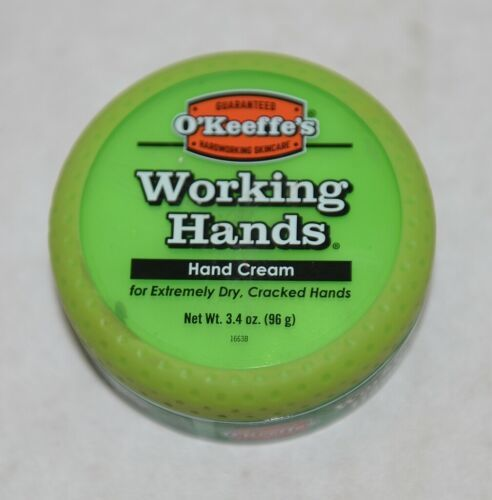 OKeeffes 03500 Working Hands Hand Cream Heals Relieves Repairs