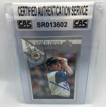 Nick Price 2002 Upper Deck Autographed Golf Card CAS - $14.99