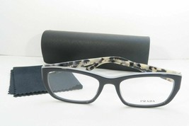 Prada Women's Gray Glasses and case VPR 18O TFN-1O1 52mm  - $164.85