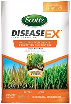 Scotts DiseaseEx Lawn Fungicide, 10 LB - Lawn Disease Prevention and Con... - $23.14