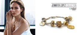 Endless Jennifer Lopez Charm Blossom Gold 3550 FOR ENDLESS SILVER CHARM BRACELET image 2