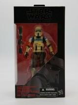 Star Wars Black Series Scarif Stormtrooper Squad Leader Action Figure #2... - $39.48