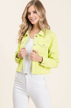 Womens Denim Jacket  image 1