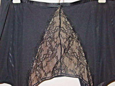ec8feff1a2c Lane Bryant Cacique black wide garter belt and similar items. 1