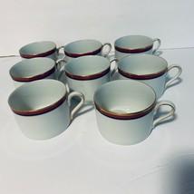 Mikasa LAD06 Grandeur Raspberry Kimberly McSparran cups Lot of 8 - $28.04
