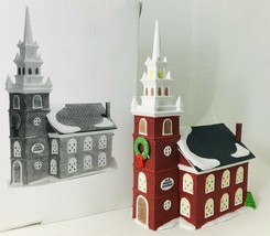 Dept 56 New England Village Old North Church 56323 Christmas Building in Box - $43.53