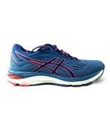 ASICS Gel-Cumulus 20 Womens Size 8.5 Blue Pink Running Shoes 1012A008 - $53.22
