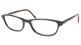 New Prodesign Denmark 1724-1 c.6032 Black Eyeglasses Frame 54-17-140 B32mm Japan - $78.39