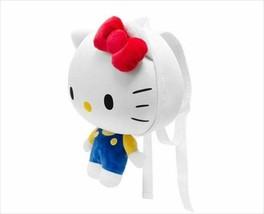 Hello Kitty Sanrio 3D Backpack Rucksack bag BLUE for kids 2020 release Japan NEW - $183.04