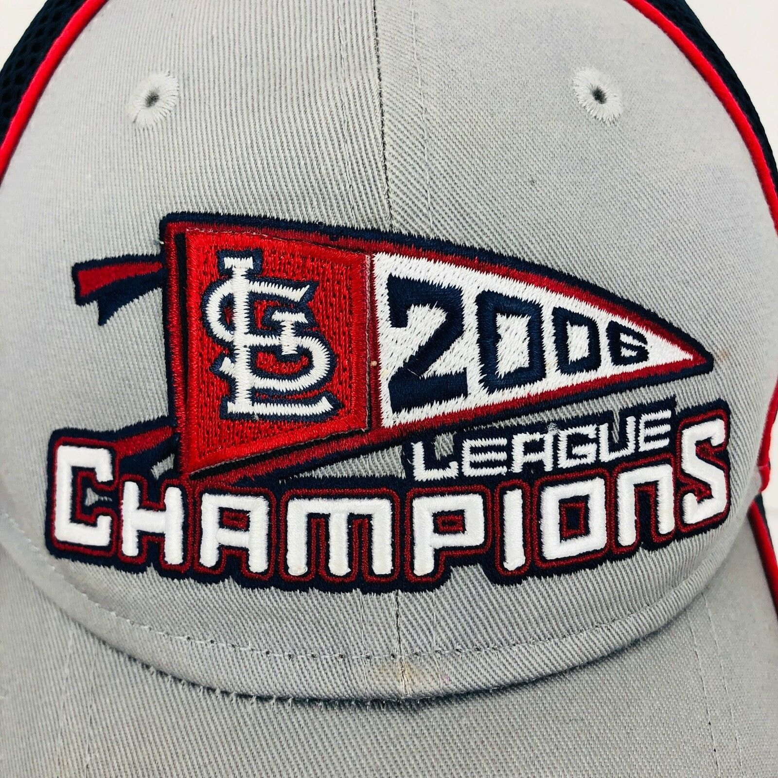 St Lewis Cardinals World Series League Champions 2006 Hat New Era Baseball Cap