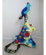 Woofer Hound Dog Guitar Learning Bugs Interactive FIDGET Toy Music Light... - $9.99
