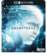 Prometheus [4K Ultra HD + Blu-ray] - $15.95