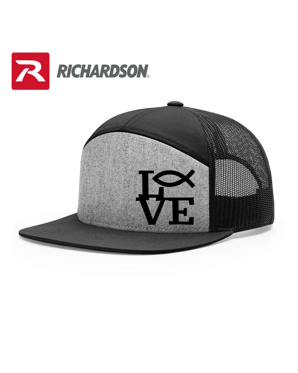 Primary image for I LOVE GOD RELIGION LOVER RICHARDSON FLAT BILL SNAPBACK HAT SHIPPING in BOX*
