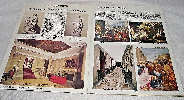 Chatsworth Home Duke Duchess Devonshire England House Photography History PB