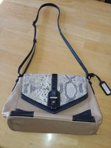NINE WEST VINTAGE COLLECTION LADIES SHOULDER BAG-BARELY USED-14X9X4.5-MA... - $12.00