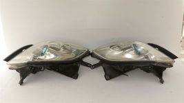 08-12 Buick Enclave Hid Xenon NON-AFS Headlight Lamps LH & RH - POLISHED image 8