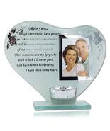 Their Smile Precious Her/His Smile Photo Frame Inspiration Poem Memory P... - $26.28