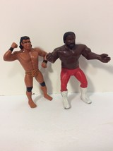 WWF Jimmy Superfly And Junkyard Dog LJN Wrestling Action Figure WWE Tita... - $22.50