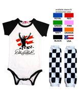Nascar Onesie Dale Earnhardt Sr Victory Infant Bodysuit Shirt Outfit - $17.95+